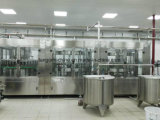 완비 체계 회전 중요한 식용수 병에 넣는 충전물 기계 플랜트