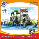 (Gekennzeichnet!) Im Freienspielplatz der glückliche Insel-großen Kinder (HF-10902)
