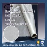 Alta calidad 100 - tela de la fibra de vidrio 200G/M2 (tela electrónica)