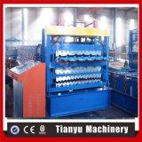 3개의 층 색깔 강철 기와는 기계의 형성을 냉각 압연한다