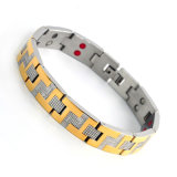 Bio Elements Energy Magnetic Fashion 316L Bracelet en acier inoxydable