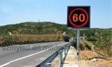 Signe de tunnel de signe de péage de signe de vitesse limite