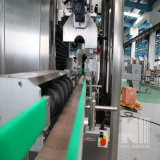 Automatische Belüftung-Kennsatz-Hülsen-Schrumpfetikettiermaschine