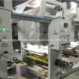 Machine d'impression de gravure de couleur de Shaftless 8 90m/Min