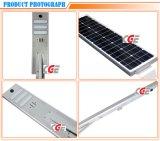 Hohes Lumen im Freien Solar-PFEILER LED 50 W Straßenlaterne