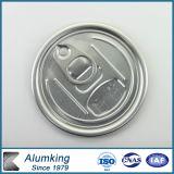 Le lait en aluminium peut avec la meilleurs couverture de cachetage/couvercle, position de lait