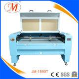 De lichtgewicht Scherpe Machines van de Laser voor Industrie van het Kledingstuk (JM-1590T)