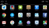 Sistema di percorso dell'automobile di memoria del quadrato del Android 6.0 per Audi A3 con il lettore DVD