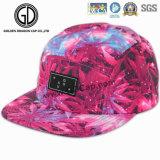 La moda Última Hat colorida caravana de camuflaje Gorra con logo personalizado