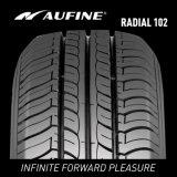 La parte radial de los neumáticos de la polimerización en cadena de los neumáticos del invierno pone un neumático los neumáticos de coche 225/45r17