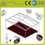 Алюминиевая система ферменной конструкции этапа освещения ферменной конструкции квадрата Spigot болта