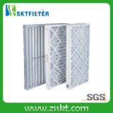 Filtro de Pleatef del panel para la filtración del aire