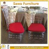 2017 새로운 디자인 아름다운 플라스틱 명확한 Chiavari 의자