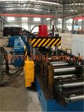 Rodillo ranurado sólido galvanizado de la bandeja de cable de Q235B que forma la fábrica de máquina Tailandia