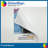 Bandeira do cabo flexível do PVC Frontlit da fábrica 440GSM de China (13oz) 500d*500d 9*9