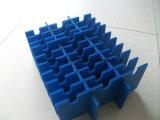 Panneau creux du polypropylène pp pour la protection de séparation/feuille de Corflute