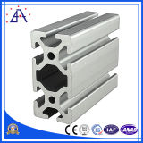 최고 판매 6063-T5 알루미늄 밀어남 단면도 (BZ-08)