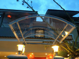 Durable DIY Outdoor Polycarbonate Aluminium Door Canopy (YY900-I)