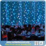 Décoration de la barre de rideau de lumière LED Star