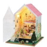 Pink Lovely Educational Wooden Toy pour cadeau pour enfant