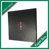 Caja de cartón de papel de encargo del regalo con el encierro magnético