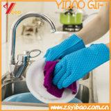 Gants en caoutchouc de silicone à haute résistance personnalisables et résistants à la chaleur