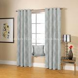Tela de lino de la cortina de ventana de Jacauqard