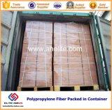 20um-30um PP 12mm 폴리프로필렌 섬유 콘크리트 섬유