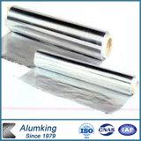 Stof van de Folie van het Aluminium van het Bouwmateriaal de Zilveren