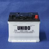 Batterie chargée sèche de la voiture 12V45ah de la batterie de voiture de batterie automatique de qualité DIN 45
