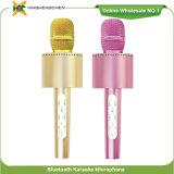 Microfono senza fili Detective del microfono di eco del microfono di condensatore del USB K98 del microfono senza fili di Smartphone mini