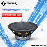 Sandy-Sprachleitung Reihen-SystemWoofer (15-2210D)