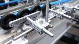 Rectángulo acanalado e flauta que pega la máquina (GK-1050G)