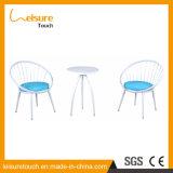 容易なインストールプールの屋外の家具の円の余暇の表および椅子