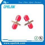&#160 ; SM recto d'adaptateur de fibre optique