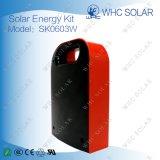 3W portátil Mini Sistema Solar PV con 2 bombillas LED