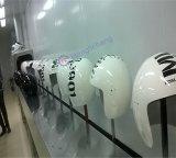 로봇 헬멧을%s 자동적인 UV 색칠 살포 선을 완료하십시오
