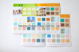 Impression sur offset Emulison Color Chart