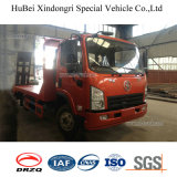Shacman 작은 평상형 트레일러 트럭 유로 5 배출 기준