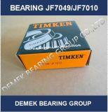최신 인기 상품 Timken 인치 테이퍼 롤러 베어링 Jf7049/Jf7010