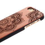 iPhone 7のためのカスタム木製の携帯電話の箱