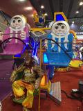 Roboter-geformte Kind-bewegliche Miniriesenrad-Maschine für Verkauf