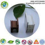 Rahmen-Fenster-Materialien des Wetter-beständige UPVC für den Verkauf, der Plastikwindows-Türen bildet