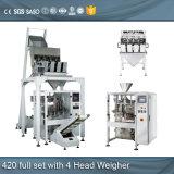 ND-K420/520/720/820 자동적인 캐슈 견과 식사 주머니 포장 기계
