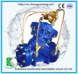 Válvula de control constante automática de flujo de la presión rio abajo (GL715X)