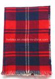 Klassieke Nieuwe AcrylStole/de Sjaal/de Sjaal van het Geruite Schotse wollen stof van de Aankomst (HWBA809)
