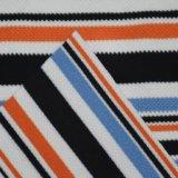 Rayonspandex-Sicherheitskreis-Gewebe des Polyester-360GSM