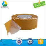 Nastro parteggiato doppio adesivo acrilico di vendita caldo del tessuto (DTS513)