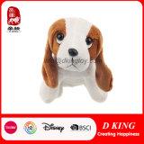Modernes angefülltes Tier-Spielzeug-sitzender Plüsch-Spielzeug-Hund