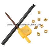 Cutoutil Ccmt0602 Sclcr/L 95degree 선반 삽입
